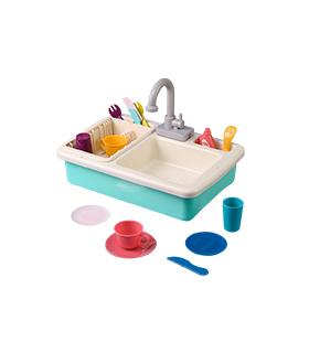 Eines kleinen Erwachsenen, Waschen